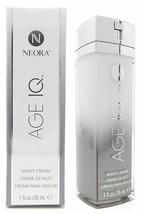 Authentic Nerium/Neora AGE IQ Night Cream New presentation Sealed box Exp 10/21 - $64.33