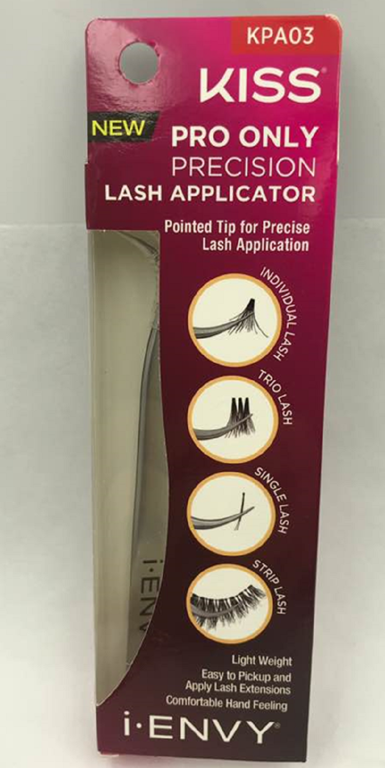 Primary image for I ENVY BY KISS PRO ONLY PRECISION LASH APPLICATOR KPA03 PLACEMENT FOR LASHES