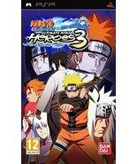 Namco Naruto Shippuden : Ultimate Ninja Heroes 3 [Sony PSP] - $21.77