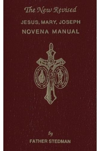 The new revised jesus  mary  joseph novena manual pb8360x