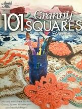 Annie's Attic, Crochet, Granny 101 Squares, Hobbies & Lifestyle, Needlework - $14.50