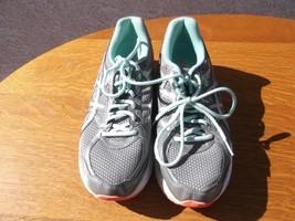 Asics T666N Grey Women's Running Shoes Size 10  CS-004-04 - $23.74