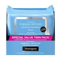 Neutrogena Makeup Remover Cleansing Face Wipes, Daily Cleansing Facial T... - $9.47+