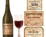 Wallies 12188 Wine Tasting Wallpaper Cutout