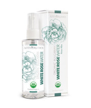 Alteya Organics 100% Pure Organic Bulgarian White Rose Water Spray 100ml - $10.99