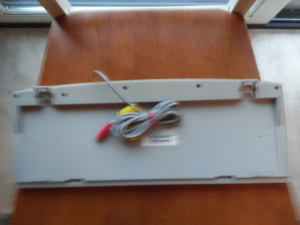 vintage hp hewlett packard internet & multimedia ps/2 keyboard, 5183-7399,