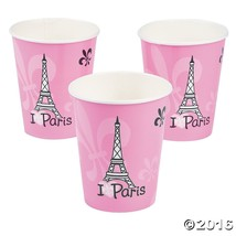 Perfectly Paris Cups (8 Pieces) 9oz. - $6.56