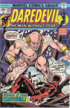 Daredevil Comic Book #119 Marvel Comics 1975 VERY FINE+ - $20.24