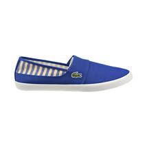 Lacoste Marice 219 1 CMA Men's Shoes Dark Blue-Off White 7-37CMA0050-1W6 - $49.95