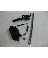 T2 Terminator 2 T-800 Minigun w/ ammo Bandolier DX10 1/6th -  BONUS canv... - $95.77