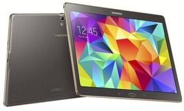 """Samsung Galaxy Tab S 10.5"""" 16GB Wi-Fi + 4G LTE (GSM UNLOCKED)   Bronze SM-T805W"""