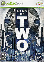 Pre-Owned ~ Army of Two (Microsoft Xbox 360, 2008) ~ CIB - $4.94