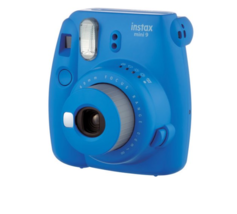 Fujifilm Instax Mini 9 - Cobalt Blue - $95.00