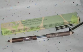 Clinique Cream Shaper for Eyes in Chocolate Lustre / Cocoa Shimmer - NIB - $29.98