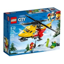 LEGO City Great Vehicles Ambulance Helicopter 60179 - $29.65