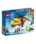 LEGO City Great Vehicles Ambulance Helicopter 60179 - $29.65