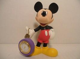 Verichron Mickey Unlimited Figurine Watch Disney NIB - $19.79