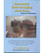 Successful gold dredging made easy dvd thumbtall