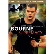 The Bourne Supremacy (DVD, 2004, Widescreen) - $3.63