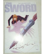 The Sword # 14 The Luna Brothers 2007 Image - $10.79
