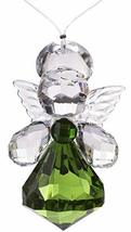 Gnz Crystal Expressions 3 Inch Acrylic Celtic Angel of Blessings Ornament - $8.86