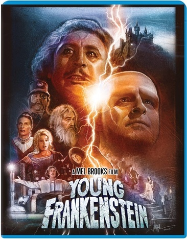 Young Frankenstein (Blu-Ray/Halloween Faceplate)