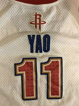 Yao Ming Jersey NBA 2005 West All Star Houston Rockets  Vintage Reebok S... - $76.44