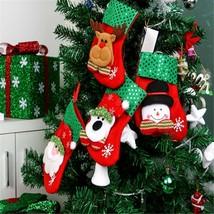 Xmas Pendant Socks Tree Ornament New Decor Christmas Hanging Decoration ... - $11.87