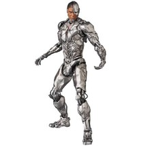 Medicom Toy MAFEX Justice League Cyborg Japan version NEW F/S - $104.90