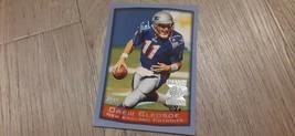 Drew Bledsoe Topps 1999 Season Opener Football Card NFL New Englang Patr... - $2.00