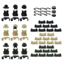 Tary accessories armor sandbags compatible for lego brickarms minifigures minifigs pack thumb200