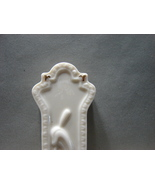 Lenox Ivory Lily Porcelain Wall Cross ~ Hanging Christian Cross - $8.99