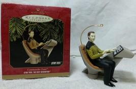 1997 Star Trek The Next Generation Commander Data Hallmark Keepsake Orna... - $18.99