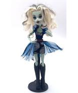 Monster High Frankie Stein Freak Du Chic doll. - $23.17