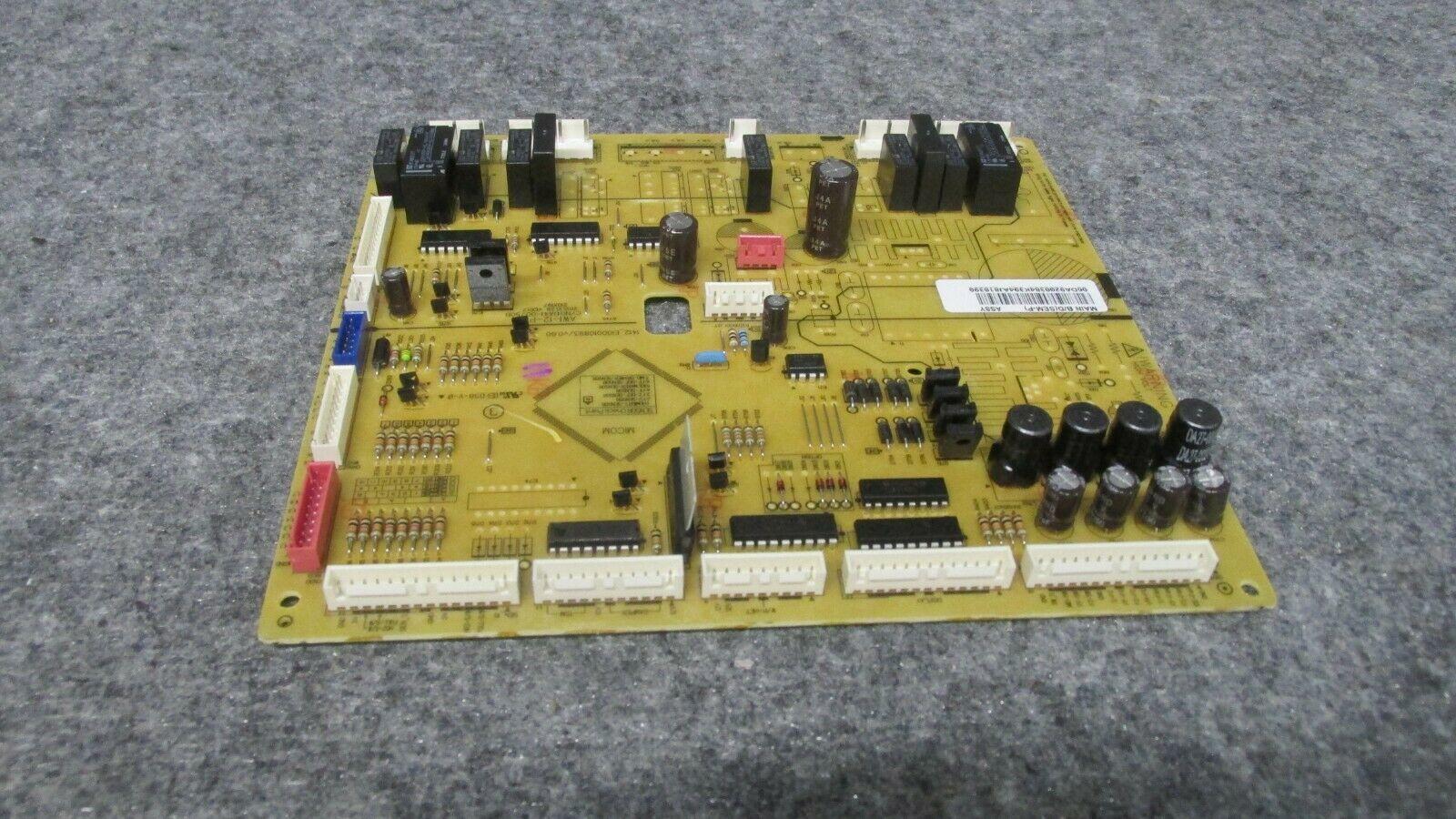 DA92-00384K SAMSUNG REFRIGERATOR CONTROL BOARD - $45.00