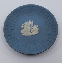 "Wedgwood Jasperware Small Plate Dish 11.5 cm 4.25"" Wide Made in England ... - $26.77"