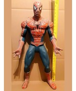 "Marvel Spider-Man 30"" Poseable Action Figure, 2004 Spiderman 2 Movie Figure - $174.00"