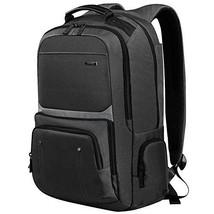 DTBG Laptop Rucksack 17,3 Zoll College Daypack geräumig (17,3 Zoll|Schwarz) - $67.87