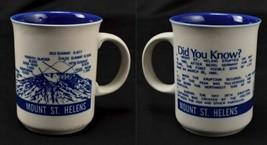 Vintage Otagiri Mount St. Helens Coffee Mug  - $24.70