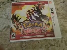 Pokemon Omega Ruby (Nintendo 3DS, 2014) FREE SHIPPING USA SELLER  - $31.79