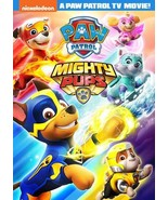 PAW Patrol: Mighty Pups New Sealed  DVD - $11.00