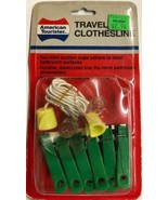 American Tourister Travel Clothesline New Old Stock 1992 - $9.49
