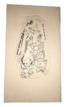 Juan Arturo Sedo Frank Alpresa 1960 Ex Libris Exlibris Bookplate - $49.49