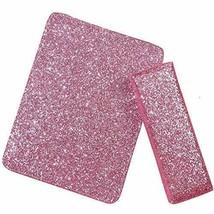 YARUMI Professional Nail Art Hand Pillow with Mat,Shiny Manicure Art (Pink) - $36.07