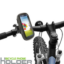 Cellet Bike Mount Durable All Weather Bicycle Phone Holder Grip Black Ha... - £6.31 GBP