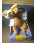1998 Stuffed Talking Chihuahua Yo Quiero Taco Bell Dog Fun 4 All 4 Phras... - $31.65