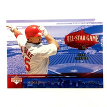 Mark McGwire 2001 Upper Deck Midseason Superstar Summit Insert Card Card... - $4.90