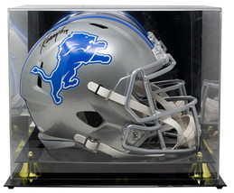 Kenny Golladay Signed Lions Full Size Speed Replica Helmet w/Case JSA - $396.98