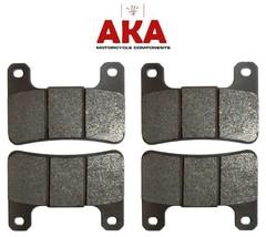 2 Sets Front Brake Pads for  Suzuki GSXR 1000 K4 2004 - $15.20