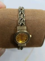 Vintage Tecnibond Ladies Watch Gold Rope Runs image 9